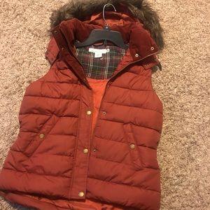 H&M Vest (Burnt Orange)